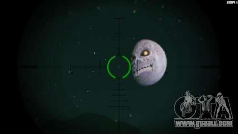 GTA 5 Majoras Mask Moon