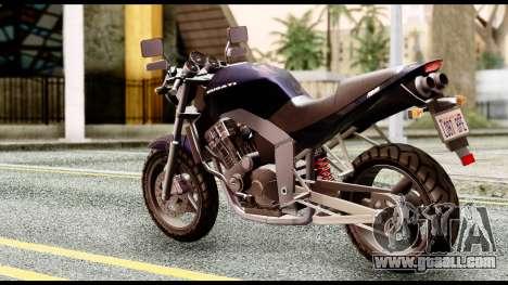 Ducati FCR-900 v4 for GTA San Andreas left view