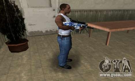 Mount Sniper Rifle for GTA San Andreas third screenshot