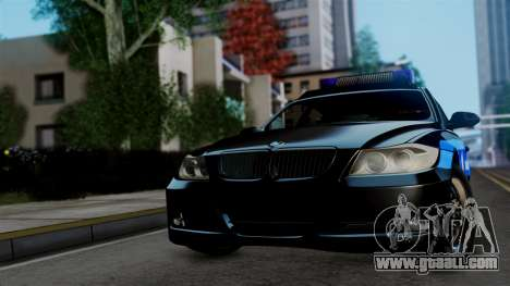 BMW 330i E46 YPX for GTA San Andreas