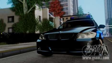 BMW 330i E46 YPX for GTA San Andreas