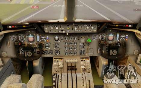 DC-10-30 Biman Bangladesh Airlines for GTA San Andreas right view
