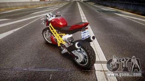 GTA V Principe Lectro for GTA 4