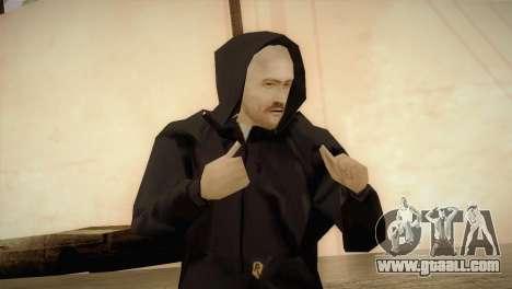 Mercenary mafia in the hood for GTA San Andreas