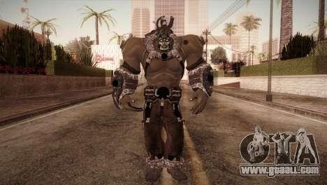 Bane Boss (Batman Arkham City) for GTA San Andreas second screenshot