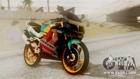 Honda NSR 150 SP for GTA San Andreas