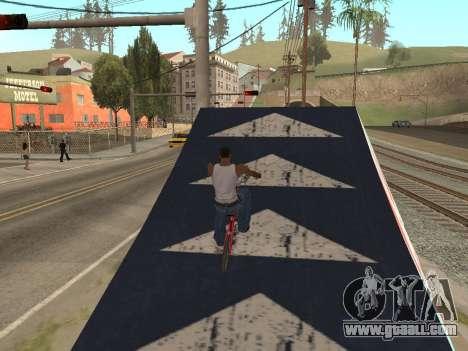Springboard for GTA San Andreas third screenshot