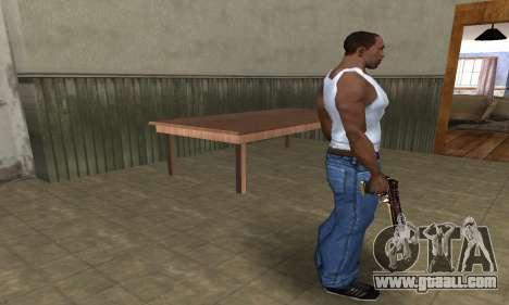 Klajk Deagle for GTA San Andreas third screenshot