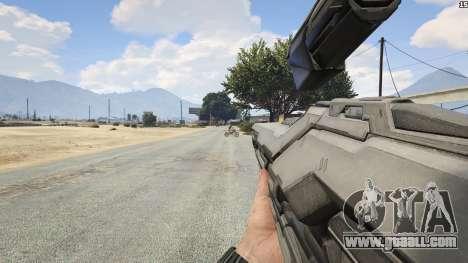 Halo 5 Light Rifle 1.0.0 for GTA 5