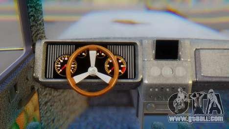 Linerunner PFR HD v1.0 for GTA San Andreas right view