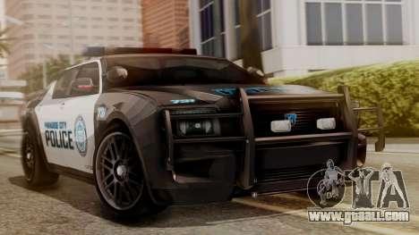 Hunter Citizen v1 IVF for GTA San Andreas