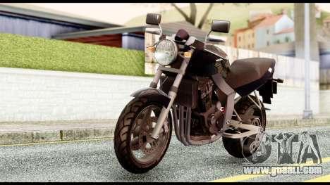 Ducati FCR-900 v4 for GTA San Andreas