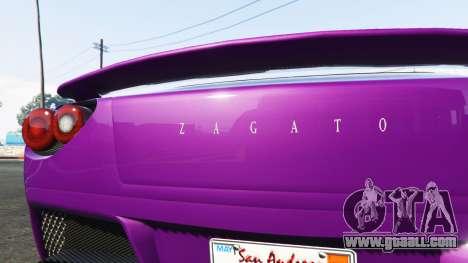 Grotti Carbonizzare Aston Martin Zagato V12 for GTA 5