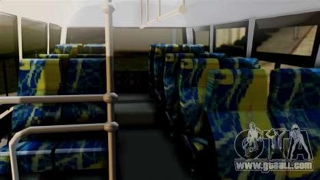 JAC Microbus for GTA San Andreas right view