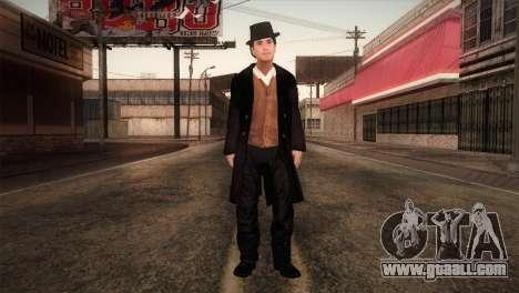 Dr. John Watson v2 for GTA San Andreas second screenshot