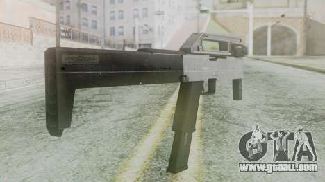 FMG-9 from Modern Warfare 3 for GTA San Andreas second screenshot