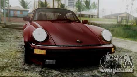 Porsche 911 Turbo (930) 1985 Kit C for GTA San Andreas right view
