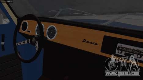 Dacia 1100 for GTA San Andreas right view