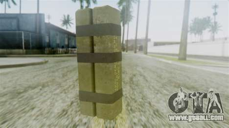 GTA 5 Sticky Bomb for GTA San Andreas second screenshot
