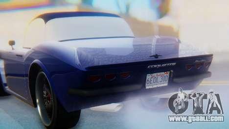 Invetero Coquette BlackFin v2 SA Plate for GTA San Andreas engine