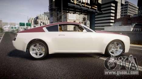 GTA V Enus Windsor for GTA 4 left view