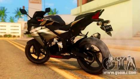 Honda CBR150R K45 for GTA San Andreas left view