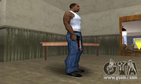 Totenkopf Deagle for GTA San Andreas second screenshot
