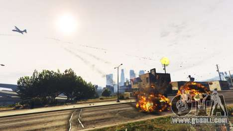 Air support v1.3 for GTA 5