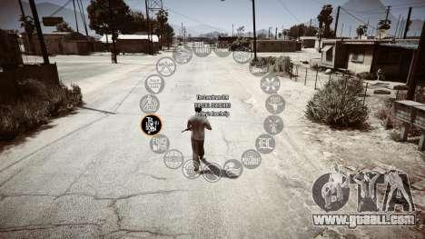 GTA 5 Foot Radio second screenshot