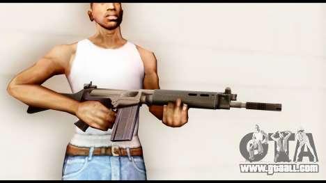 FN-FAL for GTA San Andreas third screenshot