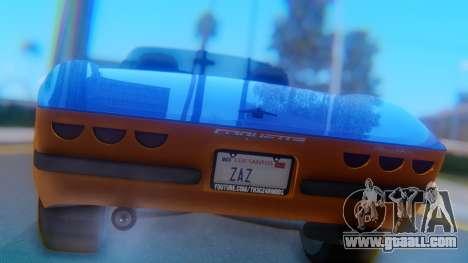 Invetero Coquette BlackFin v2 SA Plate for GTA San Andreas inner view