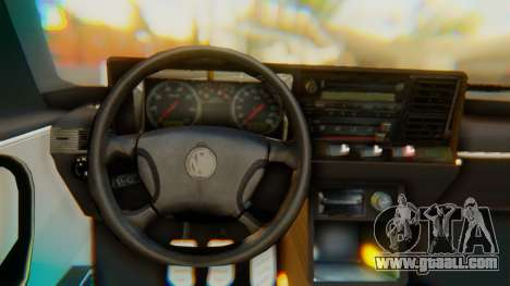 Volkswagen Santana Gz for GTA San Andreas right view