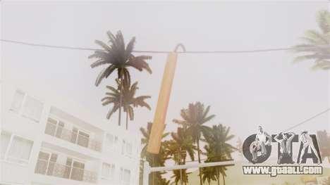 Red Dead Redemption TNT Diego Elegant for GTA San Andreas third screenshot