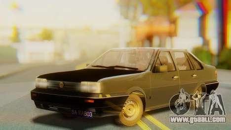 Volkswagen Santana Gz for GTA San Andreas