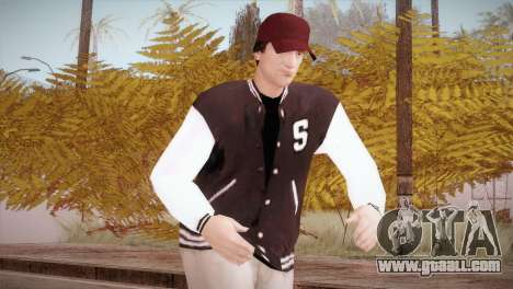 Jimmy Silverman for GTA San Andreas