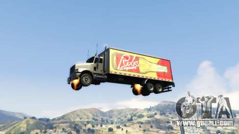GTA 5 Vehicles Jetpack v1.2.2 third screenshot