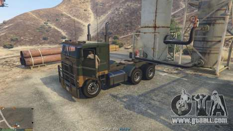 GTA 5 Trucking Missions 1.5 eighth screenshot