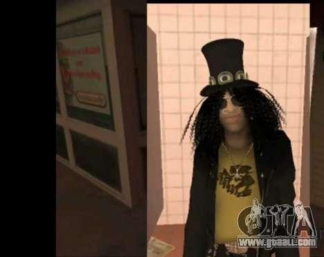 Slash for GTA San Andreas third screenshot