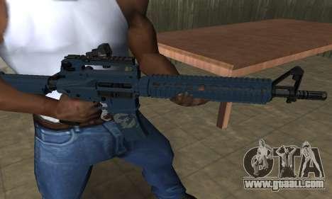 Counter Strike M4 for GTA San Andreas