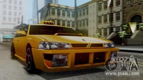 Sultan Taxi for GTA San Andreas