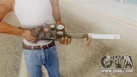 Ghostbuster Proton Gun for GTA San Andreas third screenshot