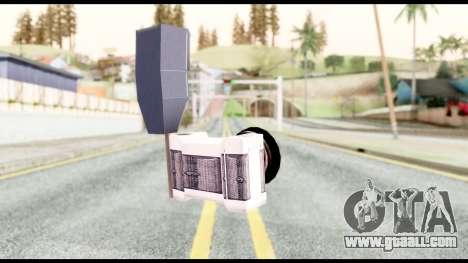 The camera for GTA San Andreas second screenshot