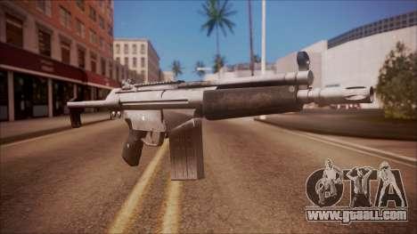 HK-51 from Battlefield Hardline for GTA San Andreas