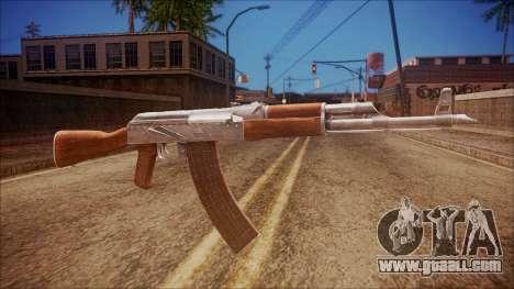 AK-47 v6 from Battlefield Hardline for GTA San Andreas