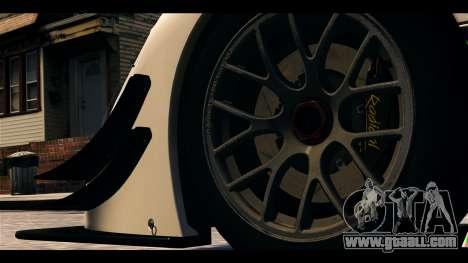 Radical SR8 RX for GTA 4 back view