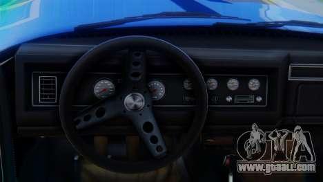 Invetero Coquette BlackFin v2 SA Plate for GTA San Andreas right view
