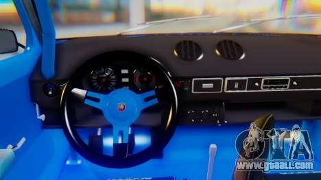 Zastava 1100P Rally for GTA San Andreas right view