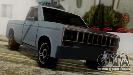 Bobcat New Edition for GTA San Andreas