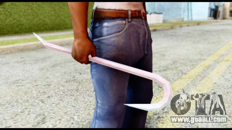 Manhunt Crowbar for GTA San Andreas second screenshot