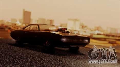 R.N.P ENB v0.248 for GTA San Andreas seventh screenshot